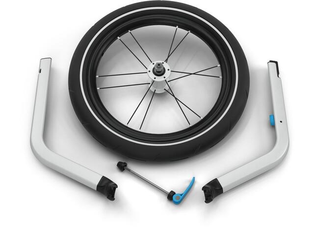 Thule Chariot 1 zwart/zilver